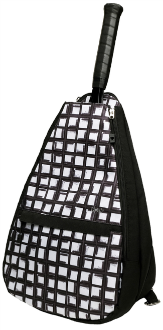 Glove It Ladies Tennis Backpacks - Abstract Pane
