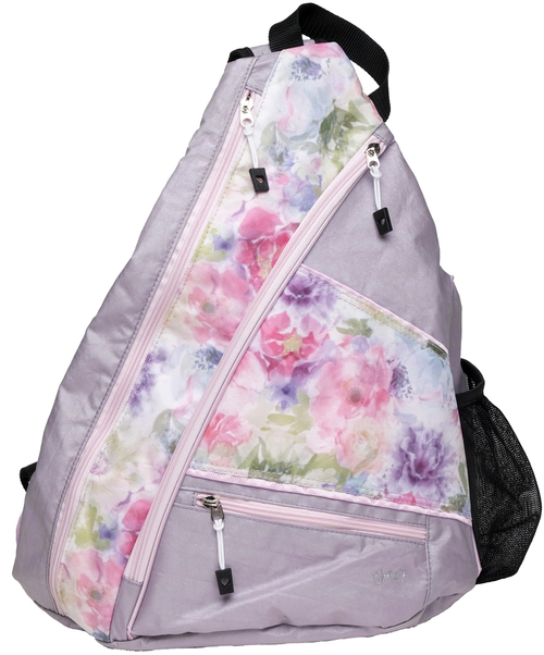 Glove It Ladies Pickleball Sling Bags - Watercolor
