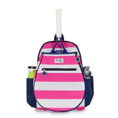Ame & Lulu Girl's Big Love Tennis Backpacks - Candy