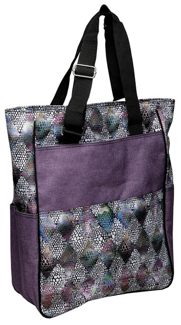 Glove It Ladies Tennis Tote Bags - Patina Diamond