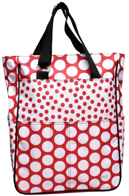Glove It Ladies Tennis Tote Bags - Ta Dot!