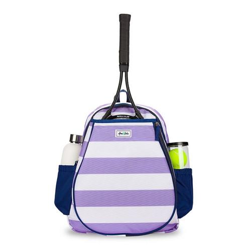 Ame & Lulu Ladies Game On Tennis Backpacks - Iris