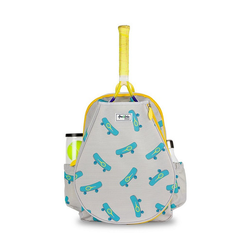 Ame & Lulu Girl's Little Love Tennis Backpacks - Skateboard