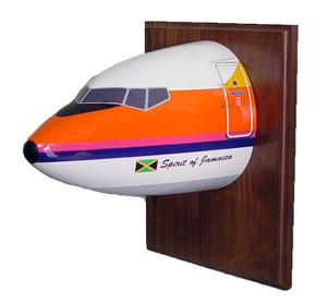 Air Jamaica B727 Nose