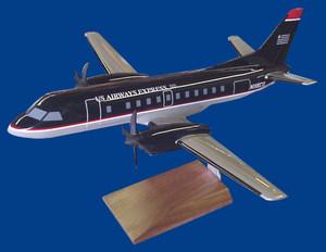 US Airways Express SAAB- 340