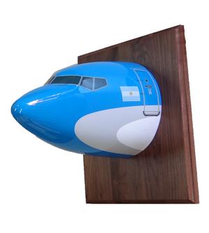 Aerolineas Argentinas A340 Nose