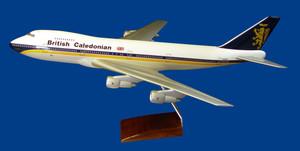 British Caledonian B747-200