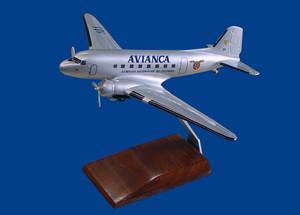 Avianca DC-3