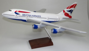 British Airways B747-SP