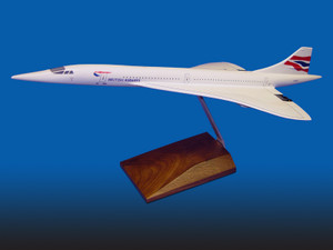 British Airways SST Concorde (NC)