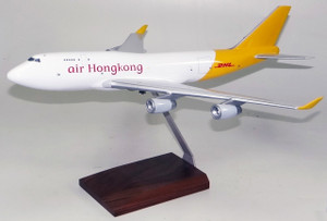 DHL AIR HONG KONG B747-400