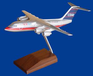 US Air BAE-146