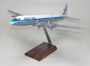 United DC-6 (LITE BLUE)