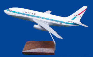 United B737-200 (Delivery)