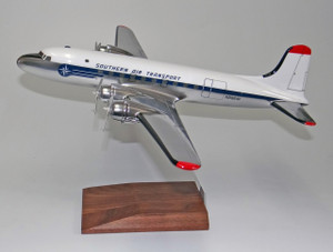 Southern Air SAT-DC-4 (Chrome)