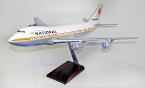 National B747-100