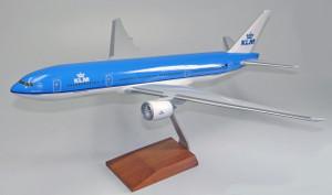 KLM B777-200