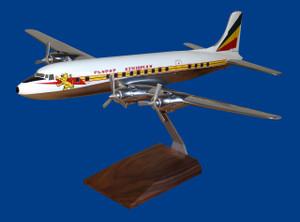 Ethiopian DC-6 (Chrome)