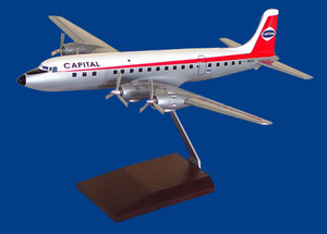 Capital Airlines DC-6