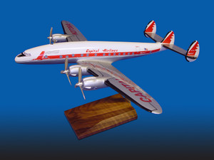 Capital Airlines L-749 Connie