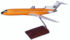 Braniff B727-200 Orange