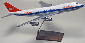 KLM Viasa duo K2 B747-400