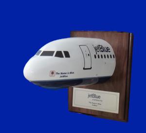 jetBlue A320 Nose