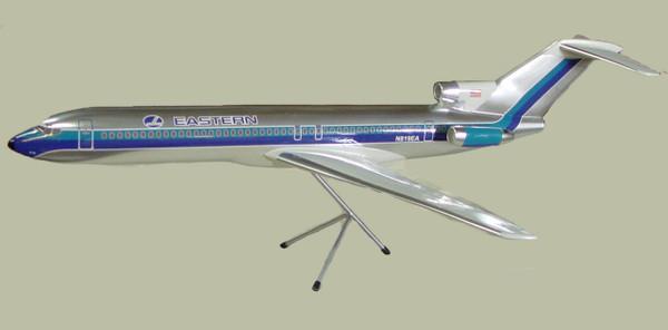 Eastern B727-200 (Chrome)