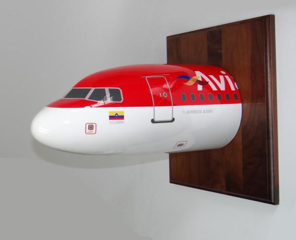 Avianca Airbus A320 Nose