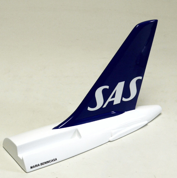 SAS B767 Tail Card Holder