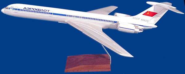 Aeroflot IL-62