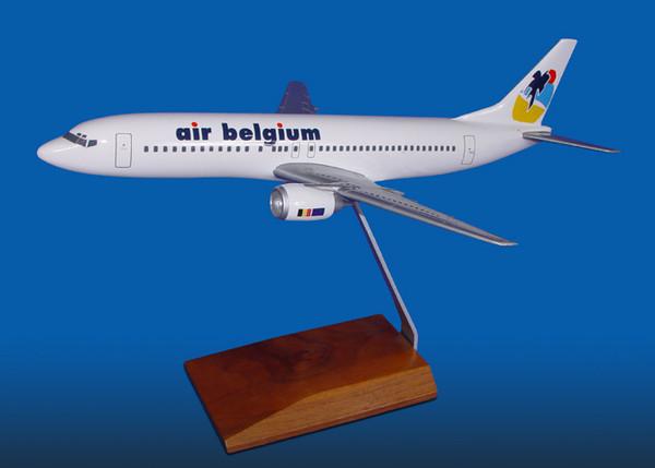 Air Belgium B737-400