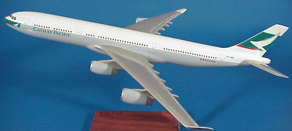 Cathay A340