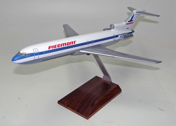 Piedmont B727-100 (Light Blue)