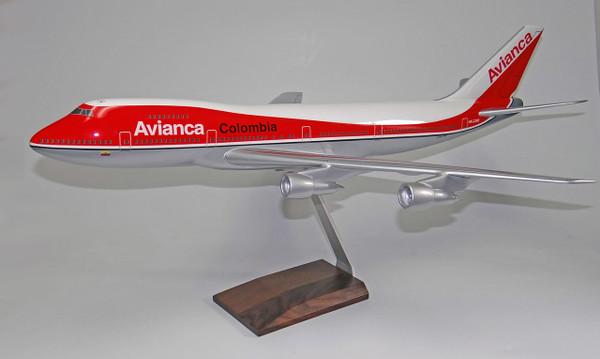 Avianca B747-200