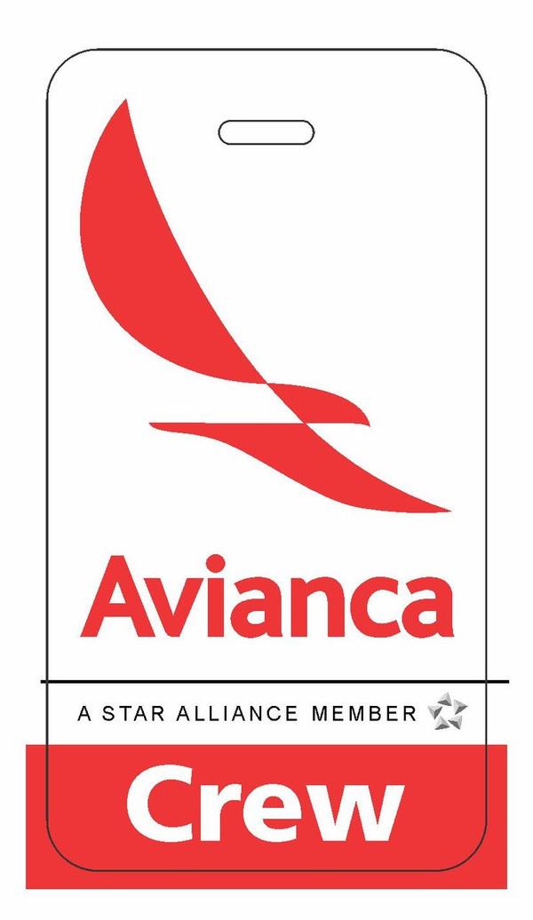 Avianca (white)