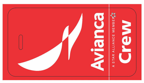 Avianca (red, vertical)