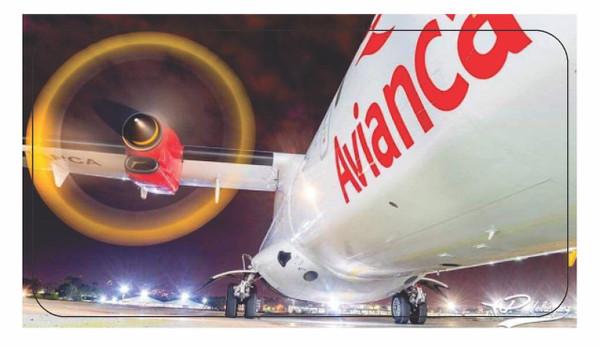Avianca Q400