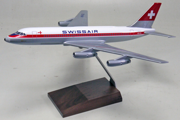 Swissair CV-880
