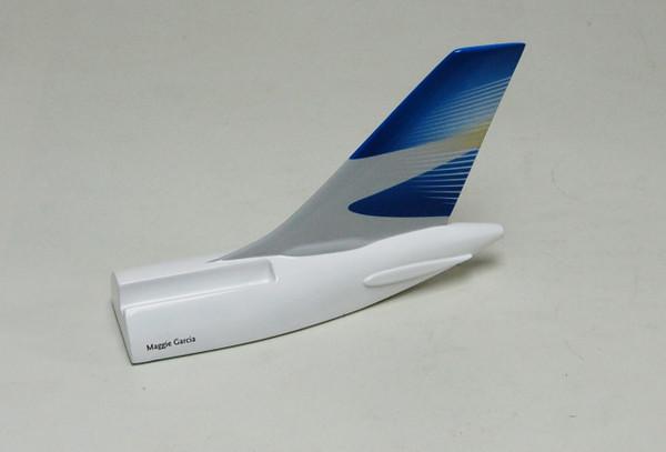 Aerolineas Argentinas A330 Tail Card Holder