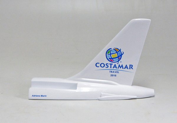 Costamar A320 Tail Card Holder