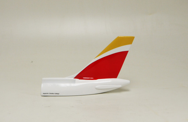 Iberia A330 Tail Card Holder