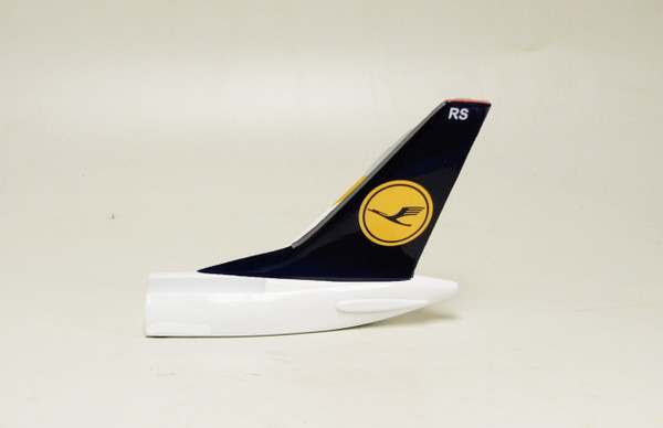 Lufthansa 737 Tail Card Holder