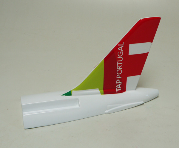 TAP A320 Tail Card Holder