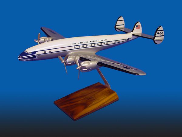 PanAm L-749 Connie