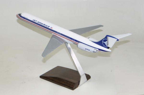 Jet America MD-80
