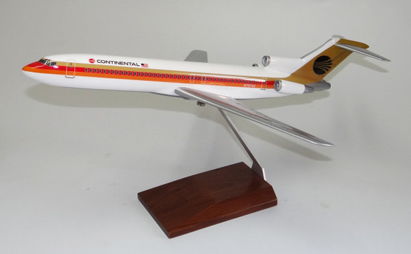 Continental B727-200 Gold