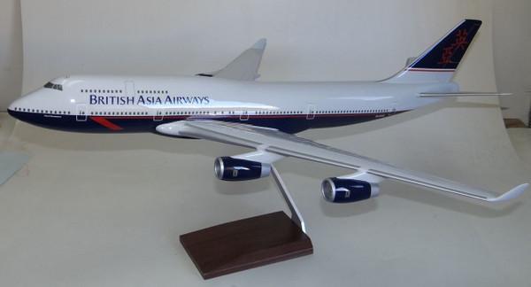 British Airways B747-400