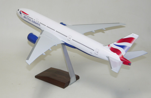 British Airways B777-200