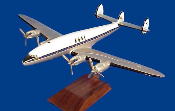 BOAC L-749 Connie